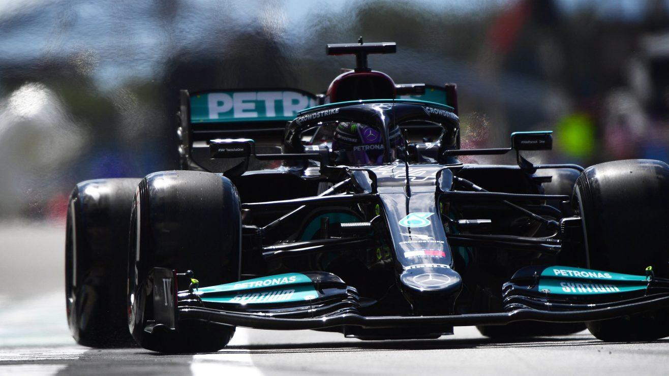 O que as equipes disseram - sexta-feira na França Mercedes