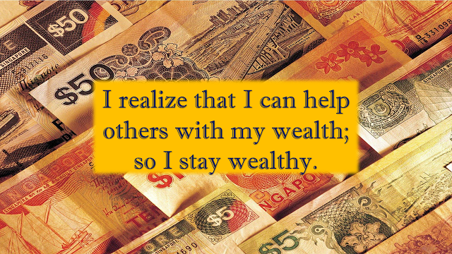 Be Positive Quotes Wallpaper 34 Affirmations For Prosperity And Wealth That Work