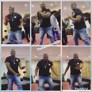 Don Jazzy Shows His Dance Moves, Fan Asks Him To Go And Marry 3