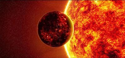 Massima distanza angolare raggiunta da Mercurio dal Sole