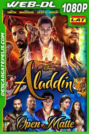 Aladdin (2019) HD 1080p Open Matte WEB-DL Latino – Ingles