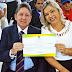 Primeira dama Andrea Lemos confirma para está quinta (22) entrega das cestas básicas da Campanha Natal com Amor