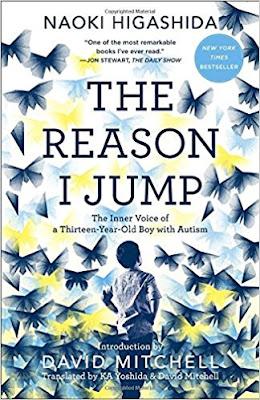 The Reason I jump by Naoki Higashida (Book cover)