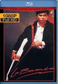La bamba [1987] [1080p BRrip] [Latino-Ingles] [HazroaH]