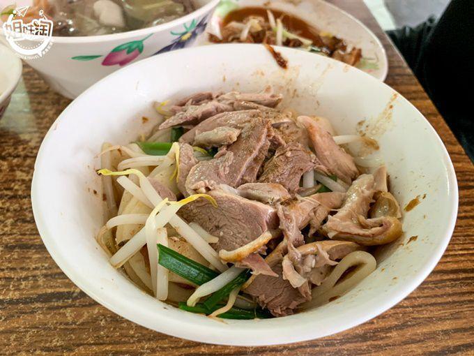 阿娥鴨肉麵-三民區小吃推薦
