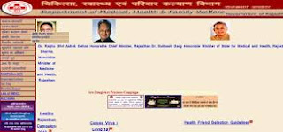 Rajasthan CHO Admit Card 2020, NHM Rajasthan CHO Admit Card 2020, Rajasthan CHO Exam Date,CHO Admit Card 2020,CHO,NHM,Sso.rajasthan.gov.in