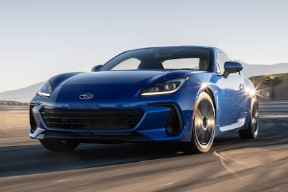 2022 Subaru BRZ Review, Specs, Price