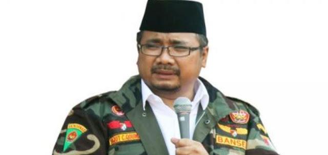 Ketum PP GP Ansor: Kader Ansor Diminta Miliki Kematangan dalam Bertindak