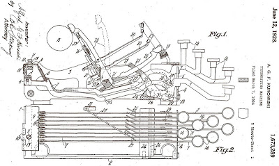oz.Typewriter: Underwood Portable Typewriters 1919-1991