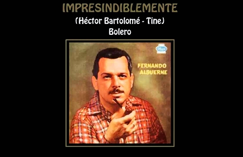 Imprescindiblemente   Fernando Albuerne Lyrics
