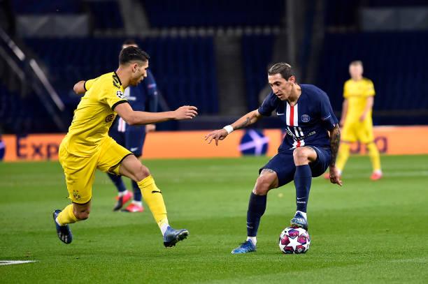 Hạ Dortmund, PSG vẫn không trọn niềm vui vì Di Maria