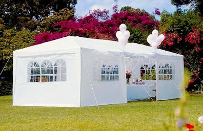 namiot weselny ogrodowy wypożyczalnia dekoracji rzeszów ślubnażyczenie