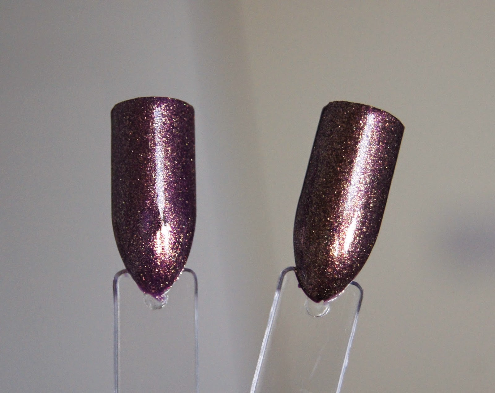 autumn orly oui nail polish swatch review