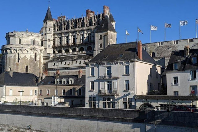 Best places to stay in the Loire Valley - Amboise