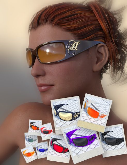 Eyewear Pack 3.0 - Glam