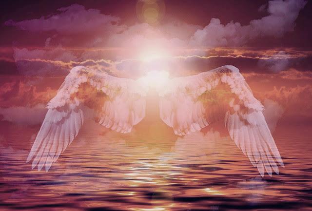 Risultati immagini per immagini belle delle ali dell'arcangelo