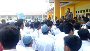 Aksi Siswa SMAN 3 Tebo Reda Setelah Dimediasikan Kapolsek Tebo Tengah