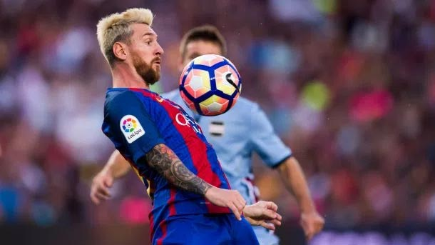 Why I dyed my hair - Messi explains