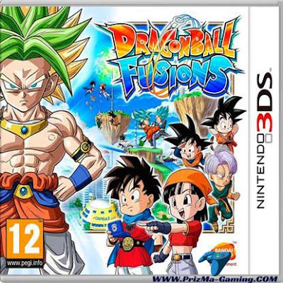 Download Dragon Ball Fusions Decrypted [USA] ROM for Citra | PrizMa Gaming