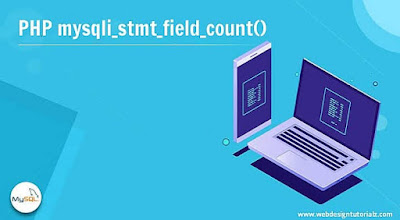 PHP mysqli_stmt_field_count() Function