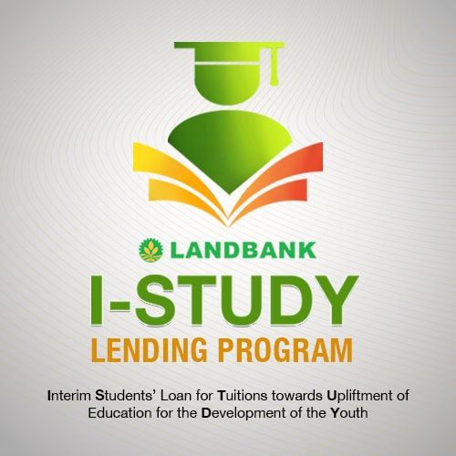 LandBank has expanded its I-STUDY lending program