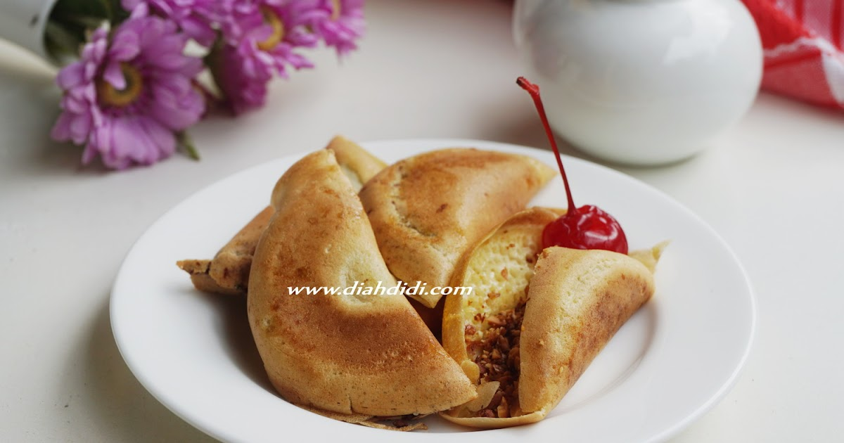 Diah Didi's Kitchen: Tips Membuat Martabak Mini Lipat