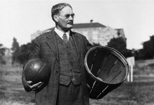 Dr. James A. Naismith