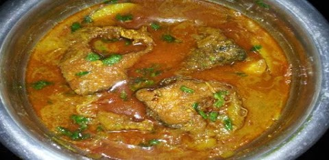 Fish Curry (Odia Style)