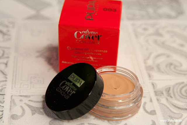 Pupa Milano - Extreme Cover Cream Concealer