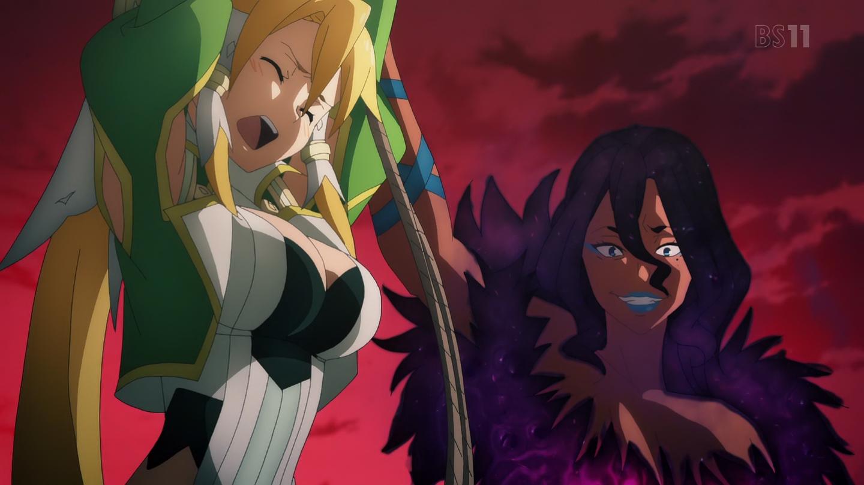 Sword Art Online: Alicization - War of Underworld Part 2 Episode 1