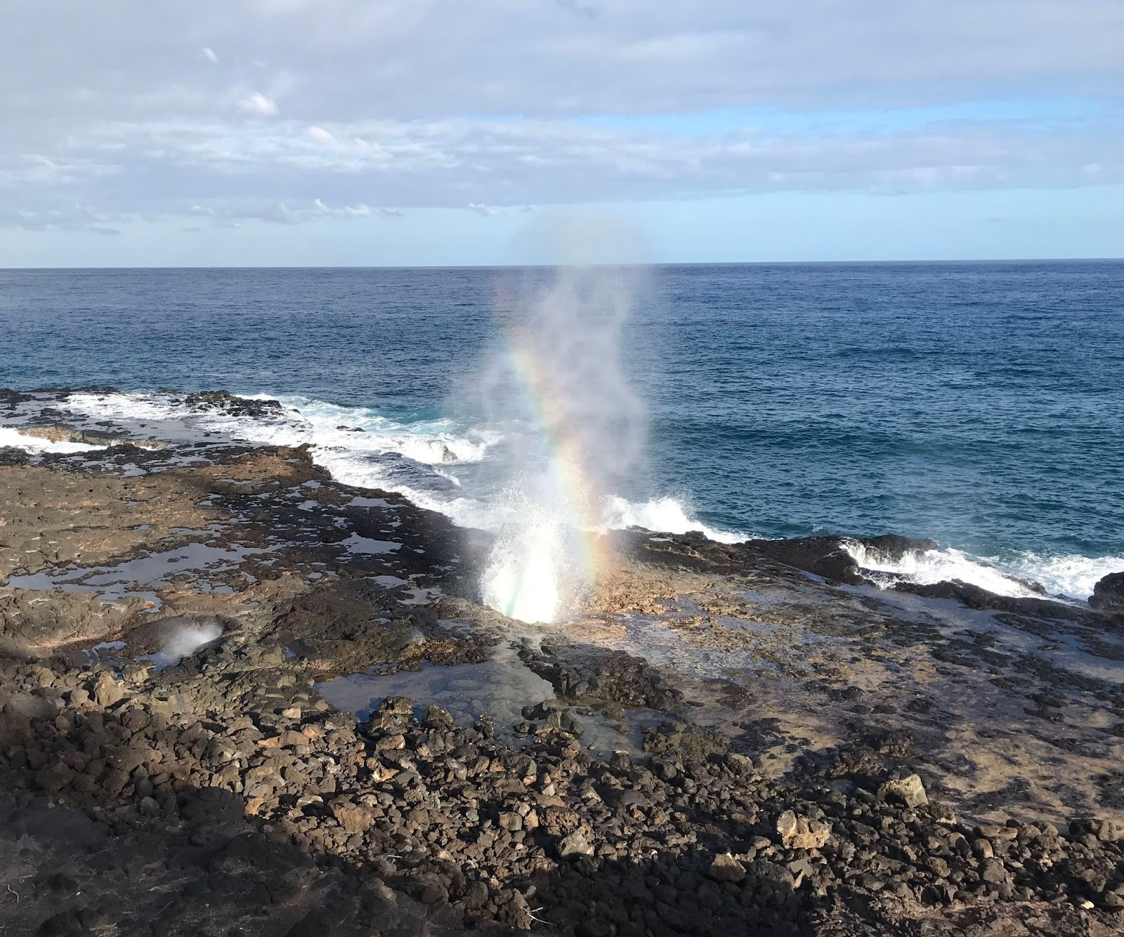 Spouting Horn Kauai | A Memory of Us | What to See in Kauai | Kauai Itinerary