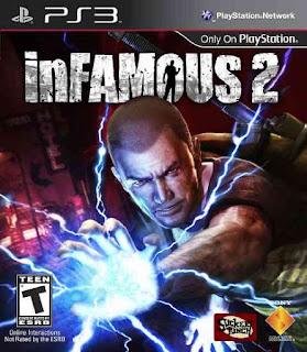INFAMOUS 2 PS3 TORRENT