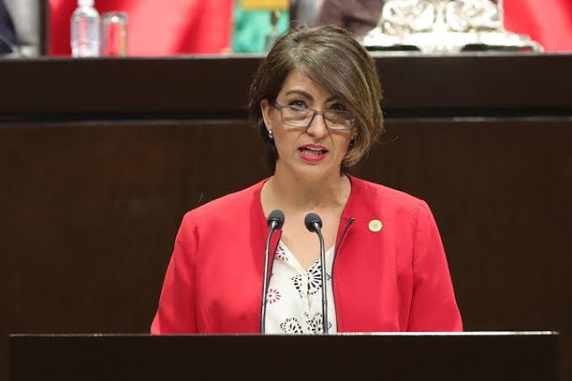 Llama Mónica Almeida a cerrar filas en torno a defensa de autonomía del INE e Inai