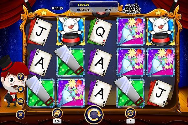 Main Gratis Slot Indonesia - Dave Lame Bad Magician Nextgen Gaming