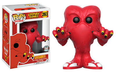 Specialty Series Exclusive Looney Tunes Gossamer Pop! Vinyl Figure by Funko