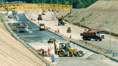 Infrastructure Boom In India