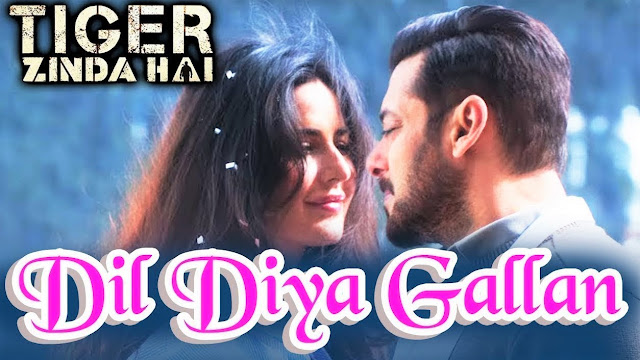 DIL DIYAN GALLAN song Lyrics/ Full Video/ Atif Aslam / Vishal-Shekhar