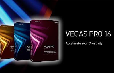Sony Vegas Profesional 16