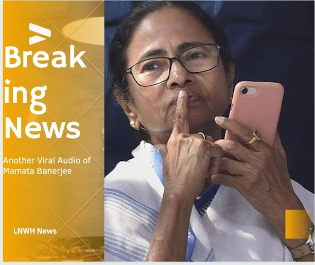 Big Breaking: Honarable Chief Minister Mamata Banerjee in a telephonic conversation for Buried an opposition leader in a pit