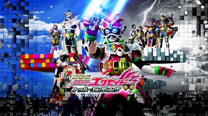 Kamen Rider Ex-Aid The Movie: True Ending Subtitle Indonesia
