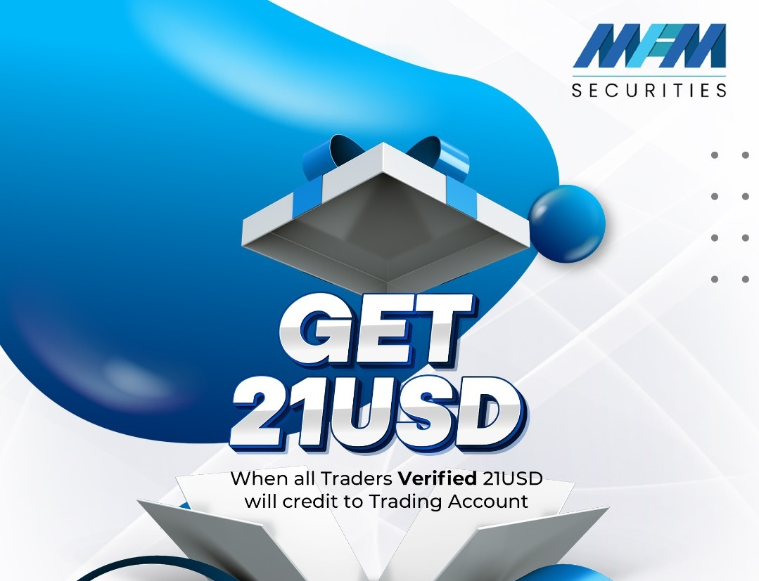 Bonus Forex Tanpa Deposit MFM Securities $21 - Giveaway Frenzy