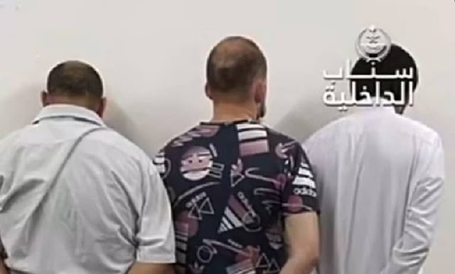 Eastern Police arrested 3 persons who was trading Sim cards on others names - Saudi-Expatriates.com