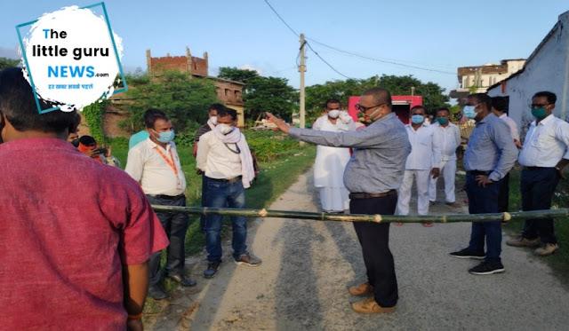 बड़ी खबर: पताही में कोरोना का महाविस्फोट, बाराशंकर गांव में एक साथ मिले 48 पॉजिटिव