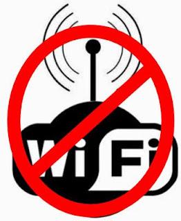 matikan wifi mengatasi kecanduan anak