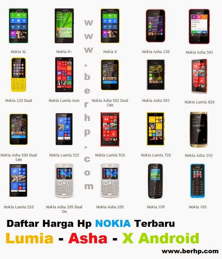 Daftar Harga Hp Nokia Asha | daftar harga hp nokia asha ...