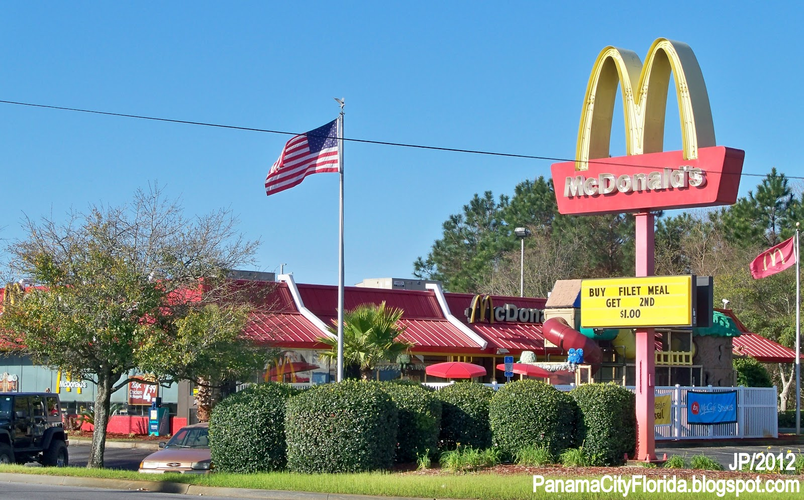 Fast Food Panama City Fl