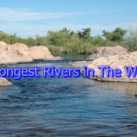 Top Longest Rivers In The World MOST NOOB - Top ten longest rivers in the world
