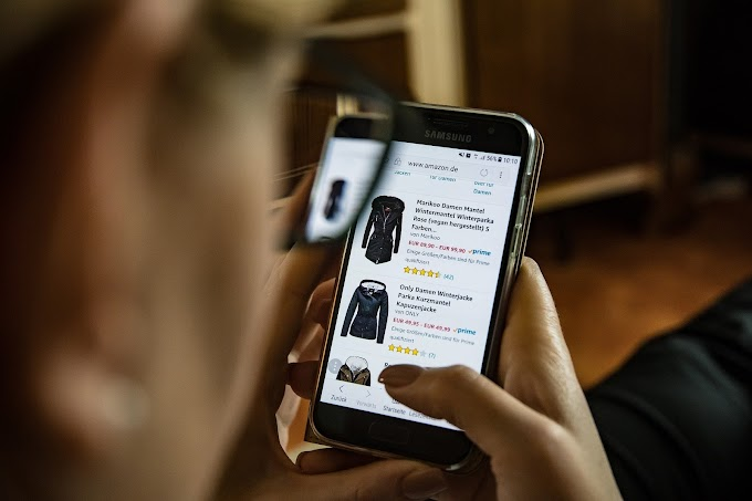 How to shop online?