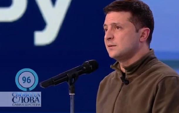 Зеленський підтвердив особисту зустріч з Путіним