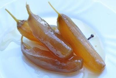 Patlıcan Reçeli Nasıl Yapılır?
